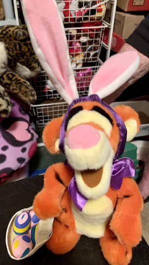 Tigger Easter bunny plush - Winnie the Pooh- Disney for Sale in Columbus, OH