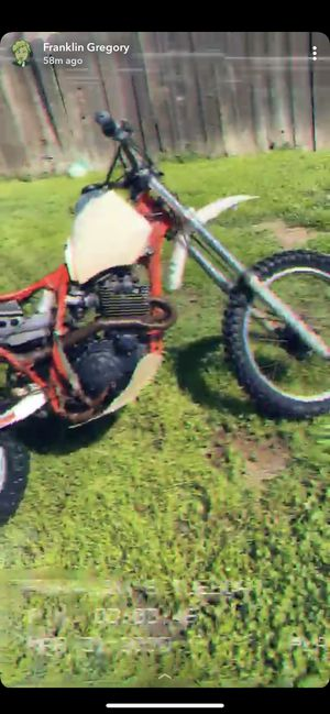 1982 Yamaha 500 for Sale in Hanford, CA