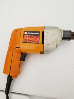 Black and Decker electric drill for Sale in Madison, OH