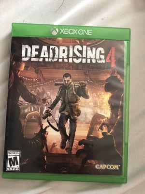 Deadrising 4 for Sale in Prineville, OR