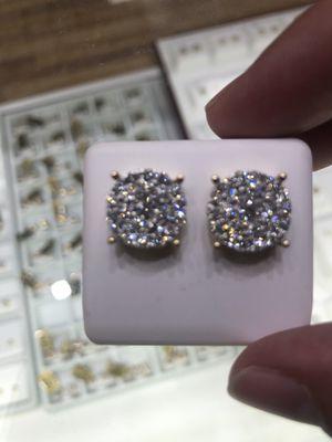 2.00 CT Diamond Earrings VS for Sale in Dallas, TX