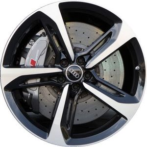 """Audi 20"""" new RS style rims tires for Sale in Hayward, CA"""
