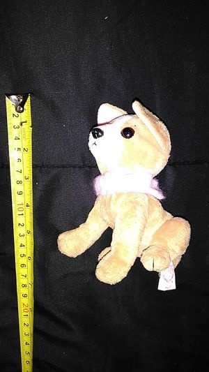 TY baby Small Dog Beanie 16 for Sale in Tacoma, WA