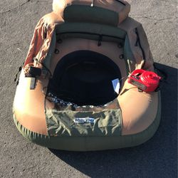 White River Fly Shop Fishing Float With Coleman Quick Pump for Sale in Santee,  CA