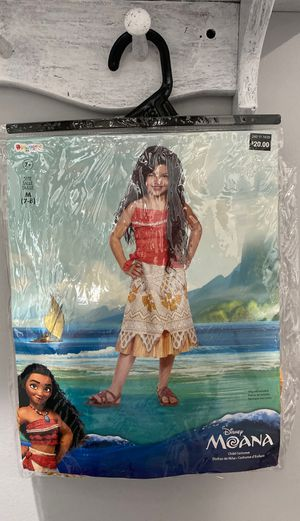 Halloween costume for kids , moana for Sale in Chicago, IL