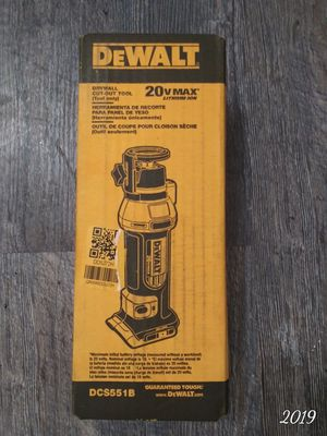 DeWalt. 20V MAX Drywall Cut-Out Tool for Sale in Allentown, PA