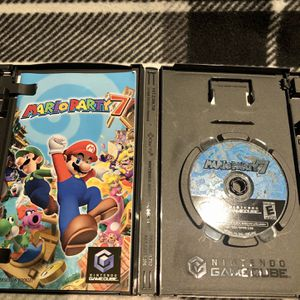 **PENDING PICK UP ****Nintendo Game Cube Mario Party 7 Complete for Sale in Kent, WA