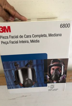 Full face mask for Sale in Moreno Valley, CA