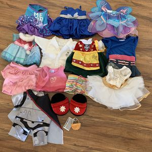 Build A Bear Clothes/Outfits for Sale in Riverside, CA