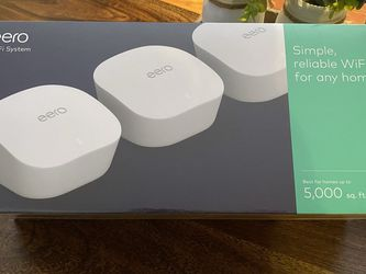 Eero 6 Mesh WiFi System (3-Pack) for Sale in Vancouver,  WA