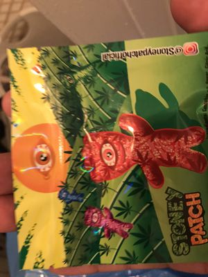 Stoney Patch Edibles 500mg for sale 5bags for $40 dollars for Sale in Santa Ana, CA