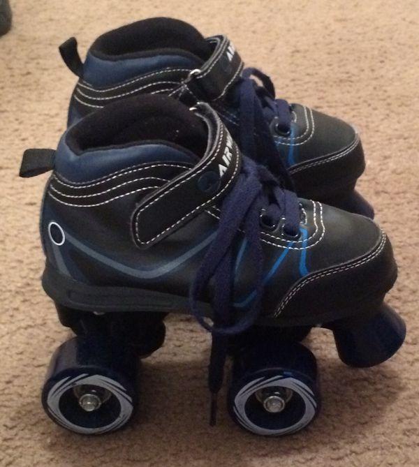 Preschool Boys Airwalk Quad Roller Skates (Size 12) for Sale in ... 920acc807