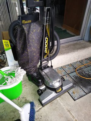 Kirby vacuum/many parts for Sale in Fort Lauderdale, FL