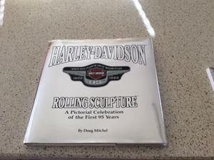 Harley Davidson Historical Book for Sale in Nettie, WV