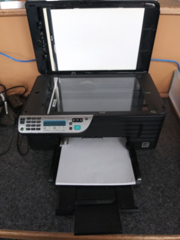 HP Officejet 4500 Wireless Color Printer