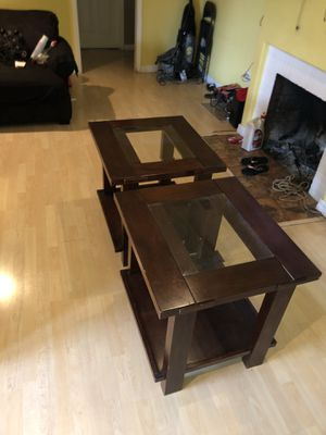End tables for Sale in Stockton, CA