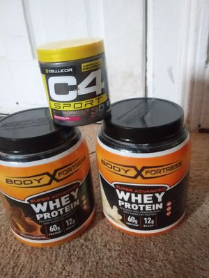 Workout Supplement EXTRAVAGANZA for Sale in Lansing, MI