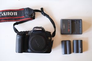 Canon EOS 30D 8.2MP DSLR Camera Body Only for Sale in Portland, OR