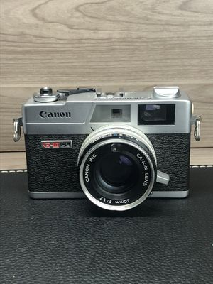 Canon QL17 G-III rangefinder film camera for Sale in Grand Rapids, MI