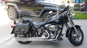 2002 Fatboy Harley Davidson for Sale in Vancouver, WA