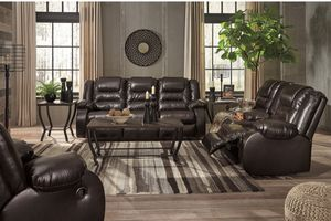Ashley's Signature Design Reclining Living Room set for Sale in Alexandria, VA