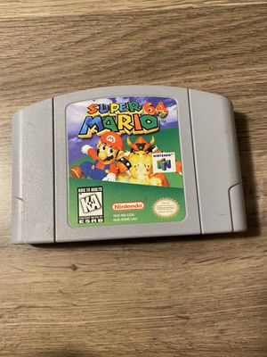 Super Mario 64 for Sale in Surprise, AZ