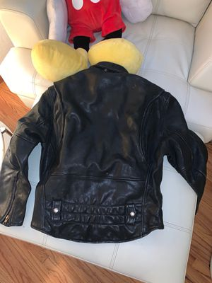 Leather Biker jacket for Sale in Santa Clara, CA