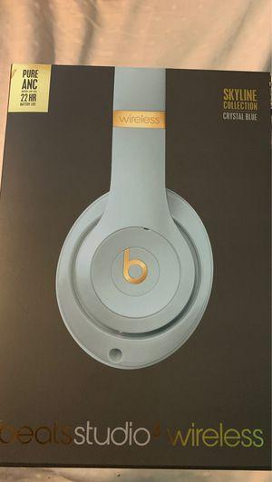 Beats studio 3 wireless for Sale in Modesto, CA