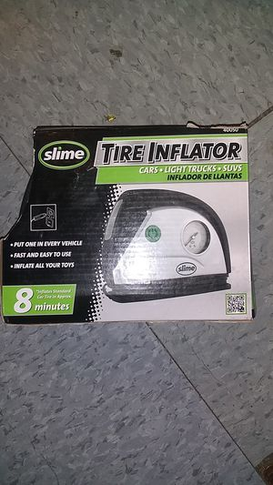 Slime Tire Inflator for Sale in San Francisco, CA
