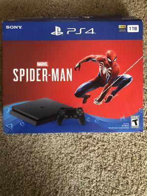 PlayStation 4 1tb for Sale in Scottsdale, AZ