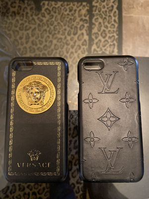 iPhone cases for 7/8 not plus, price for both for Sale in La Mesa, CA