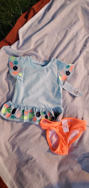 Cat & jack bathing suit size 18 months for Sale in Fresno, CA
