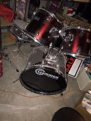 Gammon Drums for Sale in Glendale, AZ
