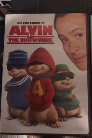 All 4 Alvin and the Chipmonks movies for Sale in Arlington, TX