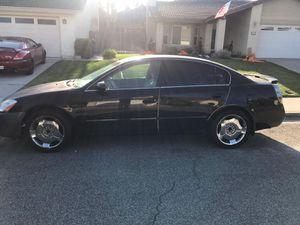 Nissan Altima 2002 $900 for Sale in Escondido, CA