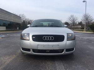 2001 Audi TT 225 edition for Sale in Lisle, IL