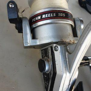 Penn 105c Fishing Reel for Sale in Deer Park, TX