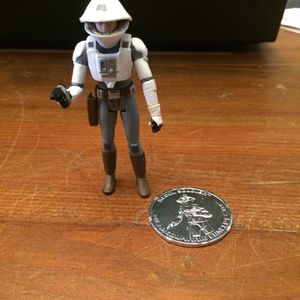 Star Wars 30th Anniversary Collection Ralph McQuarrie Concept Rebel Soldier action figure loose complete for Sale in Puyallup, WA