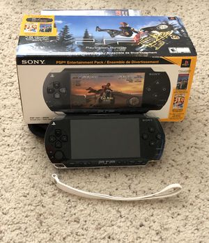 PSP 1001 System, Games, & Movies for Sale in Riverside, CA