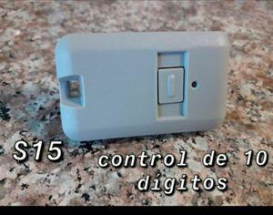 $15 gate control de 10 dijitos for Sale in Los Angeles, CA