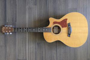 2002 Taylor 414ce Grand Auditorium Acoustic Electric Guitar w/ Case for Sale in Bellevue, WA