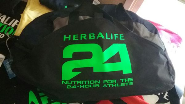b7cf7adc642 Herbalife bag with clothes for Sale in Phoenix, AZ - OfferUp