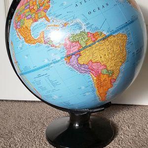 Herff Jones Educational Imperial Globe for Sale in Mount Laurel Township, NJ