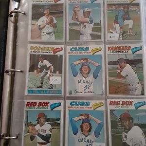 Old Baseball Cards for Sale in Marysville, OH