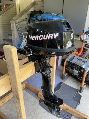 Mercury 6hp Boat Motor for Sale in Haymarket, VA