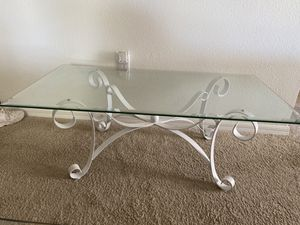 Glass Coffee and End Tables for Sale in Cary, NC