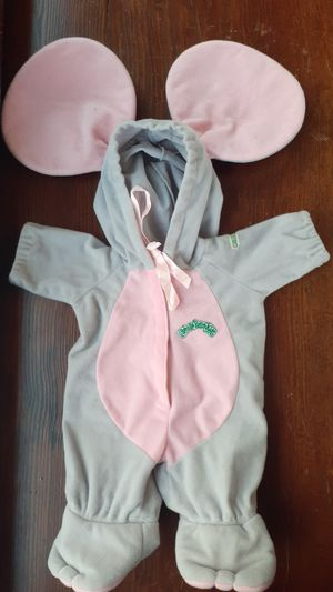 Antique 1984 Cabbage Patch Kids Elephant Costume( for doll ) for Sale in Lorain, OH