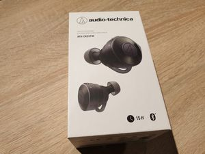 New AudioTechnica ATH-CK5TW Solid Bass True Wireless Earbuds for Sale in Ashburn, VA