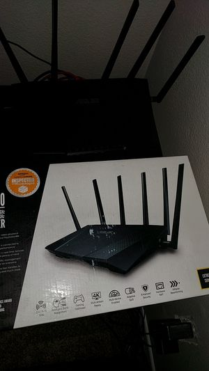 ASUS WiFi ROUTER for Sale in Oceanside, CA