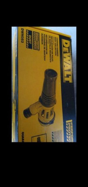DeWalt DWH053 chipping hammer dust collector for Sale in Hillsboro, OR
